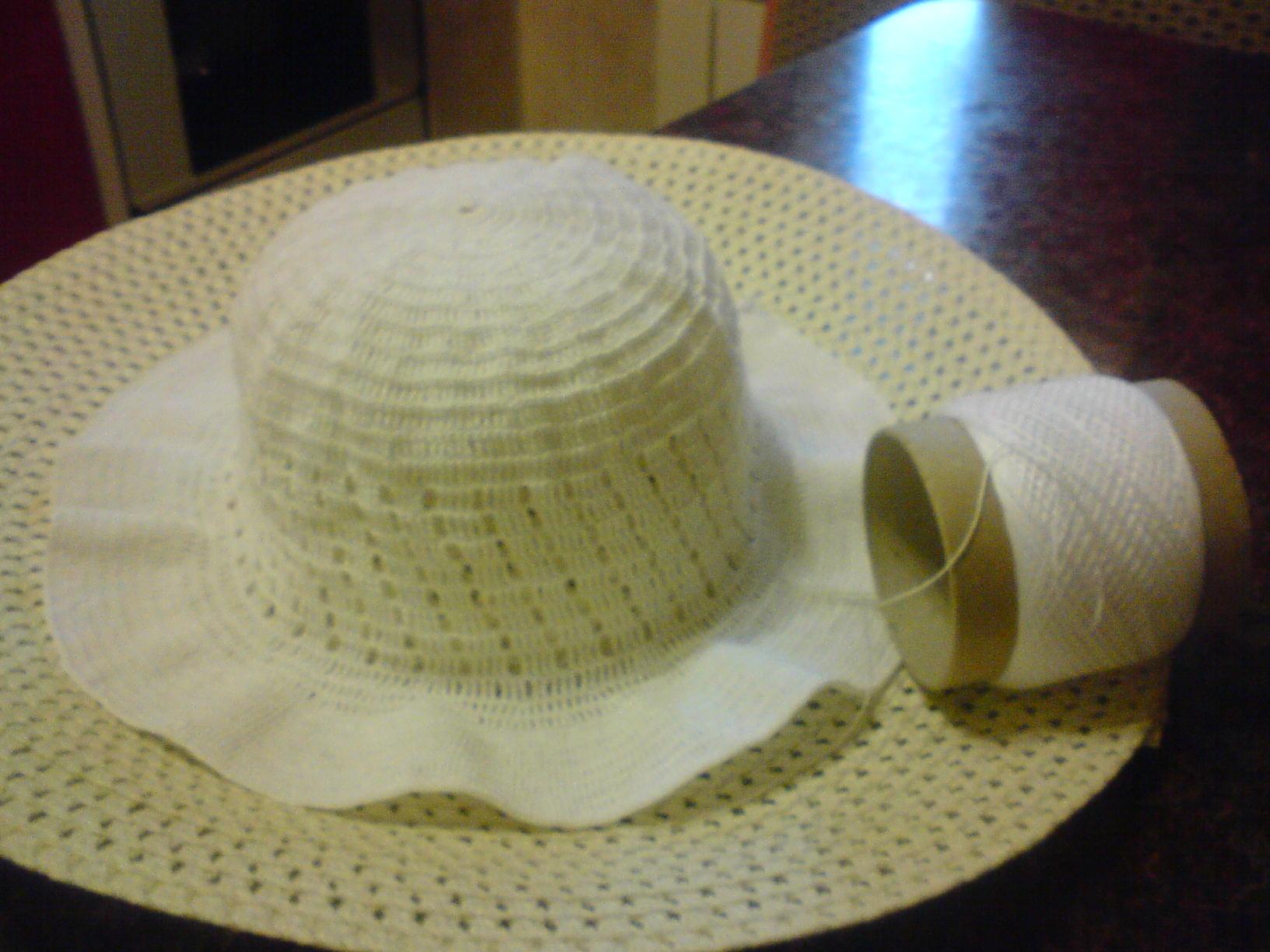Как сделать шляпку с большими полями своими руками